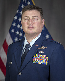 140th Wing Vice Commander