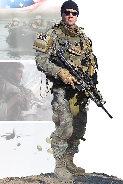 Image of 5th Bn-19th Special Forces Group (Airborne) soldier