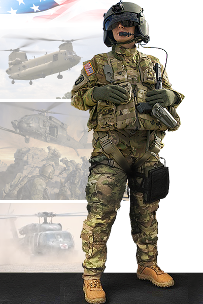 Image of 2-135th General Support Aviation Bn. (GSAB) soldier