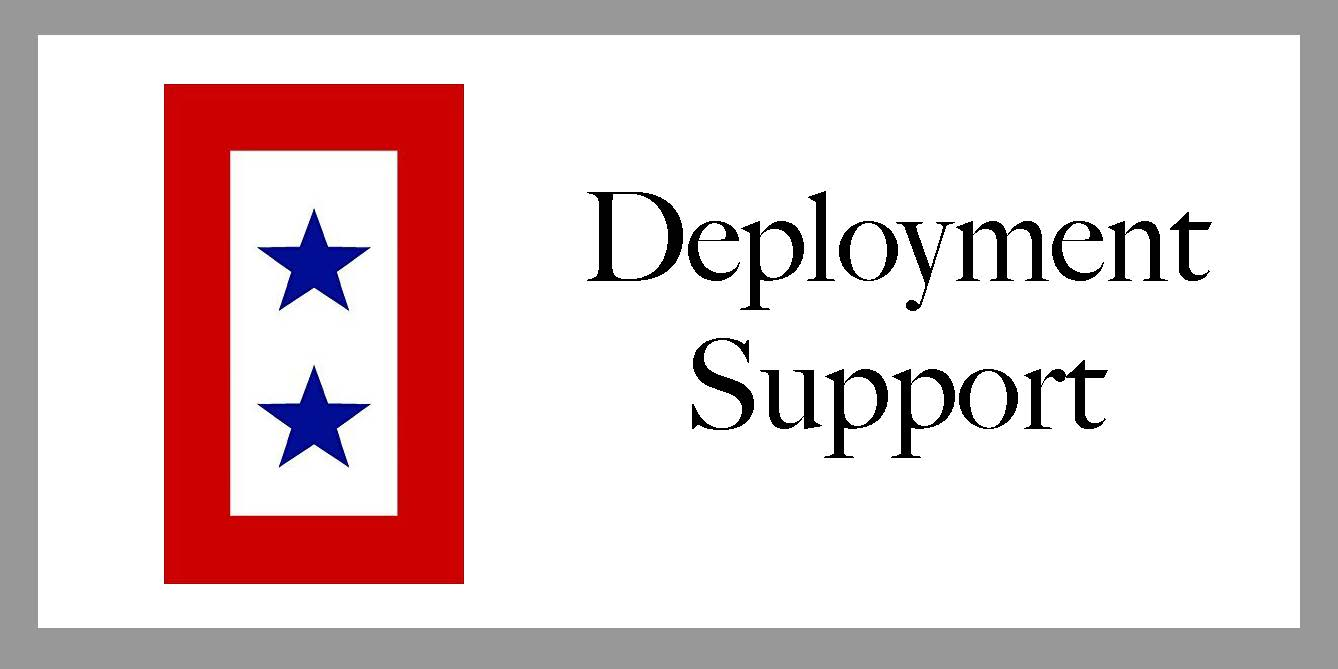 Clickable Deployment Support Resources Emblem