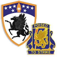 Image of 2-135th General Support Aviation Bn. (GSAB) logo