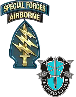 Image of 5th Bn-19th Special Forces Group (Airborne) logo
