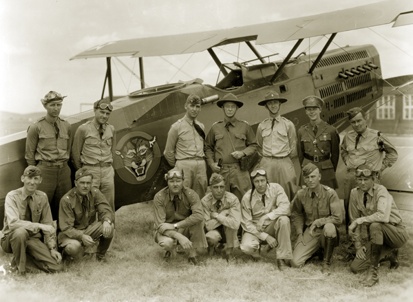 Image of Aviators 1900's