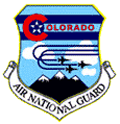 Colorado Air National Guard logo