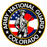 Colorado Army National Guard logo